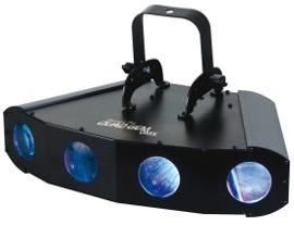 Efekt świetlny LED American DJ Quad GEM DMX